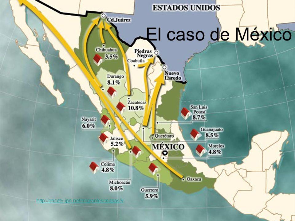 Sociedades y economías centroamericanas insertas en el mundo transnacional a través de las migraciones.