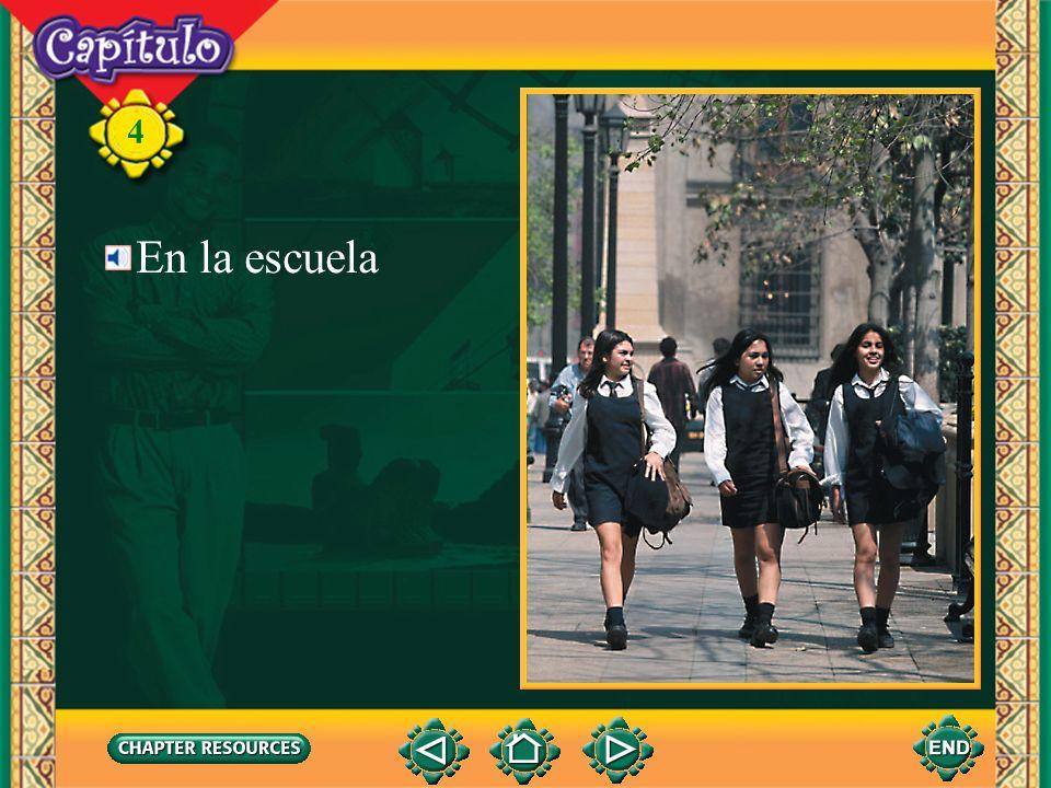 Presente de los verbos en -ar en el plural 4 When you talk about two or more people, you use -an.