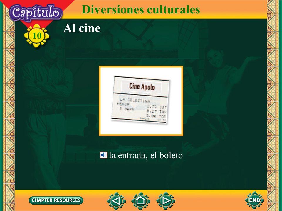 Pronunciación Write the following sentences.