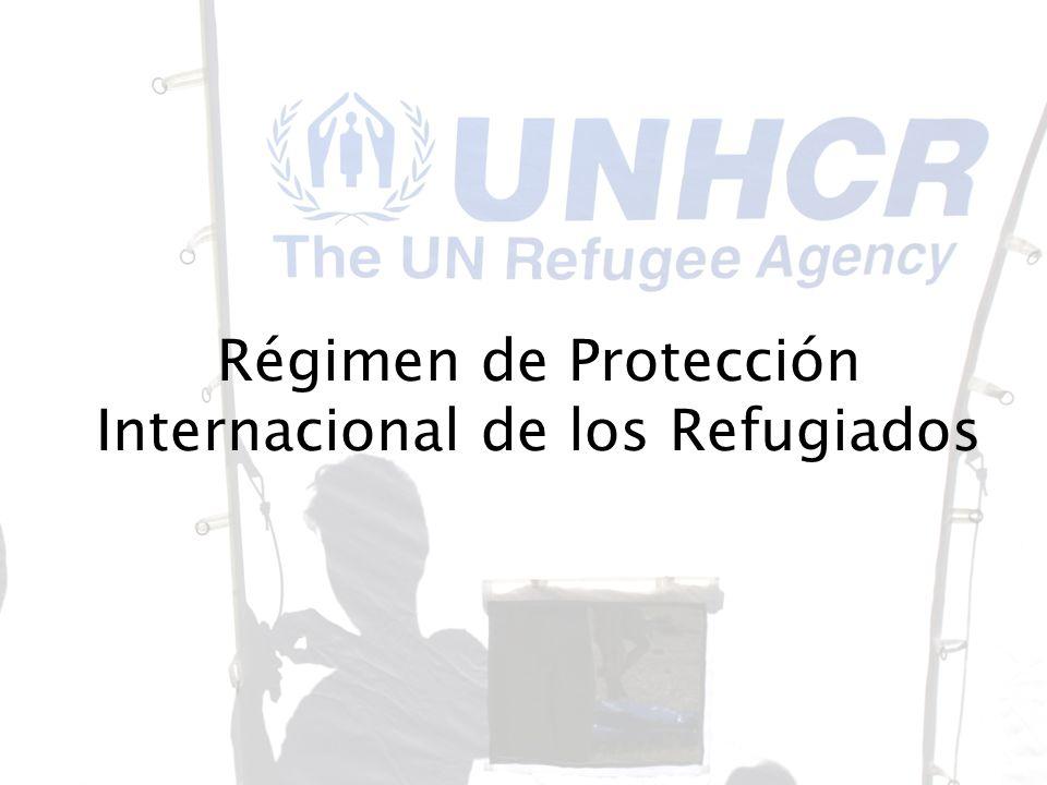 Principios de la protección internacional El derecho de asilo.