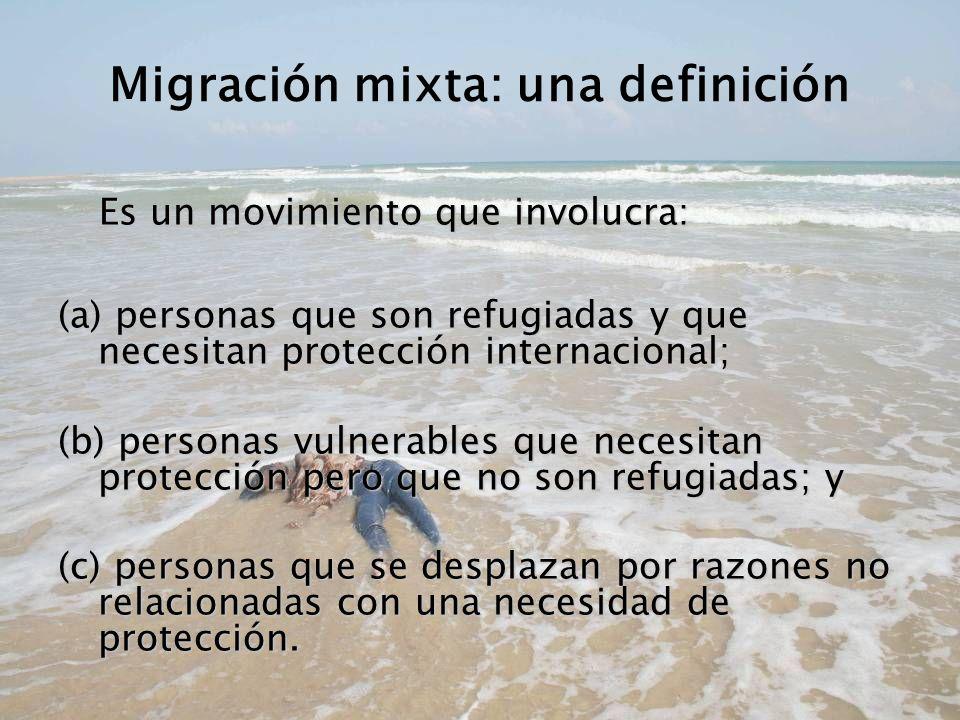 Migración global