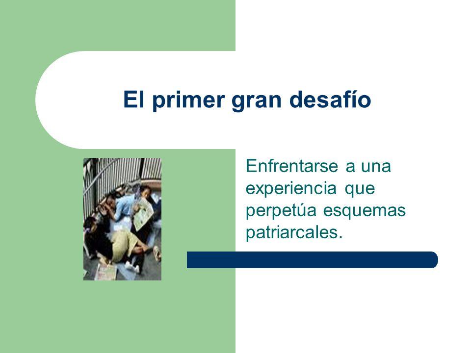 La reunificación familiar Actual ley migratoria atenta contra la unidad familiar.