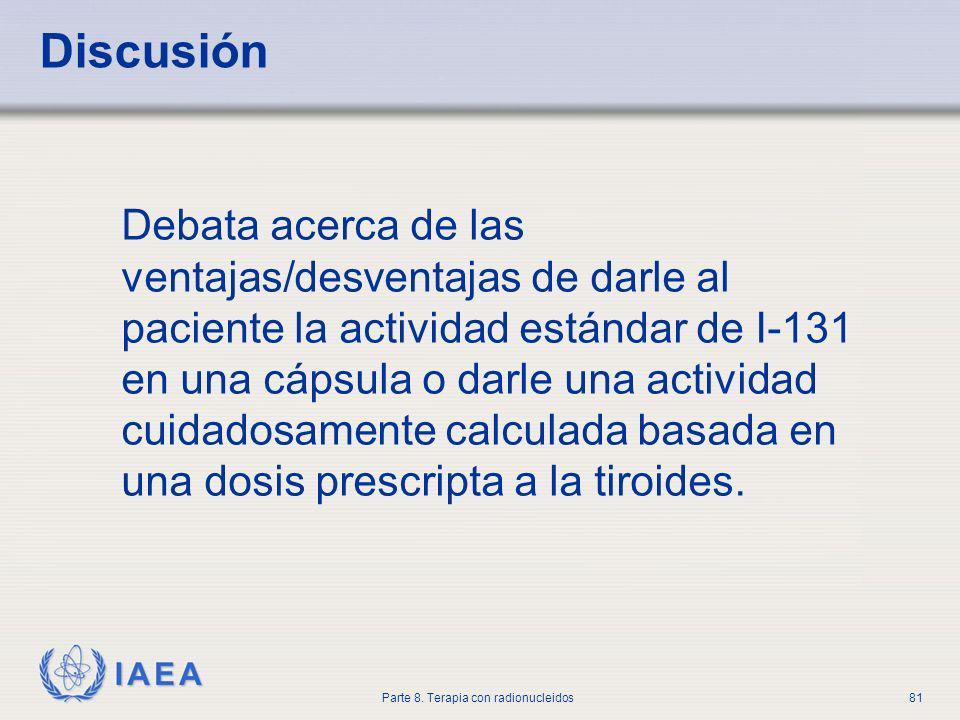 IAEA Parte 8.