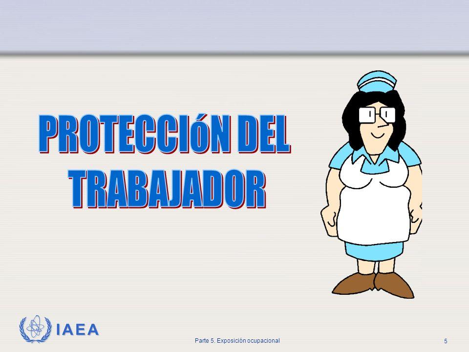 IAEA Parte 5. Exposición ocupacional 5