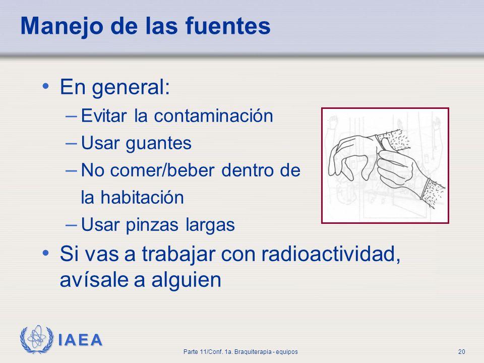 IAEA Parte 11/Conf.1a.