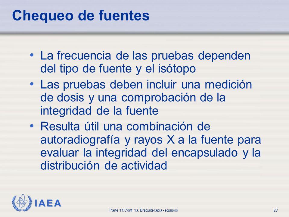 IAEA Parte 11/Conf.1a. Braquiterapia - equipos24 2.