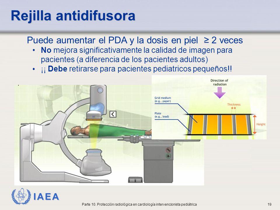 IAEA Pacientes y personal comparten mucho....