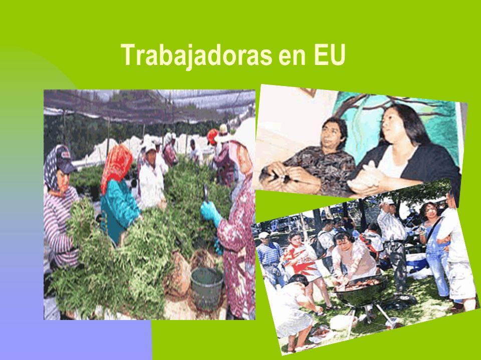 Trabajadoras en EU