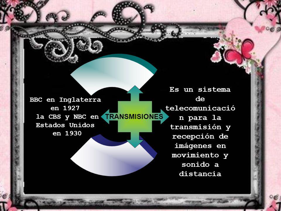 La TELEVISIÓN EN MÈXICO La XEW-TV Canal 2, propiedad de Emilio Azcarraga Vidaurreta, es inaugurada en 1951 La primera transmisión en blanco y negro se lleva a cabo el 19 de agosto de 1946