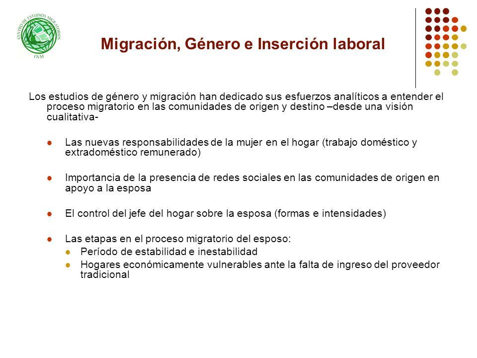 Municipios de origen de los trabajadores temporales guatemaltecos y lugares de trabajo en México, 2005 Fuente: Elaboración propia con base en la EMIF GUAMEX 2005, flujo Procedentes de México a Guatemala, vía terrestre.
