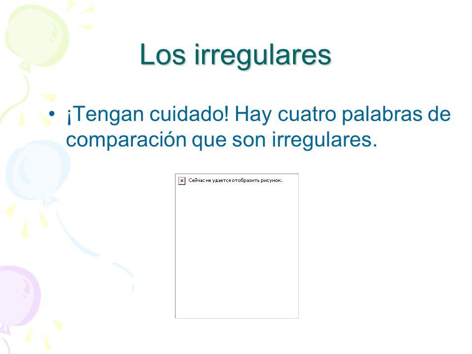 Comparaciones Iguales p.23 as….