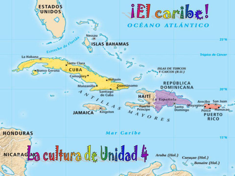 1.¿Cuántos países hispanohablantes hay en el Caribe.