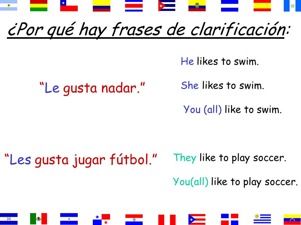 ¿Cómo se dice? They like to study. To study is pleasing to them. estudiar gustaLes