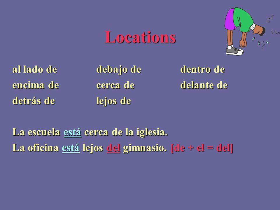 ESTAR(located) feel ESTAR = to be (located) or to say how people feel Yo estoyNosotros estamos Tú estásVosotros estáis Él, Ella, Ud. estáEllos, Ellas,