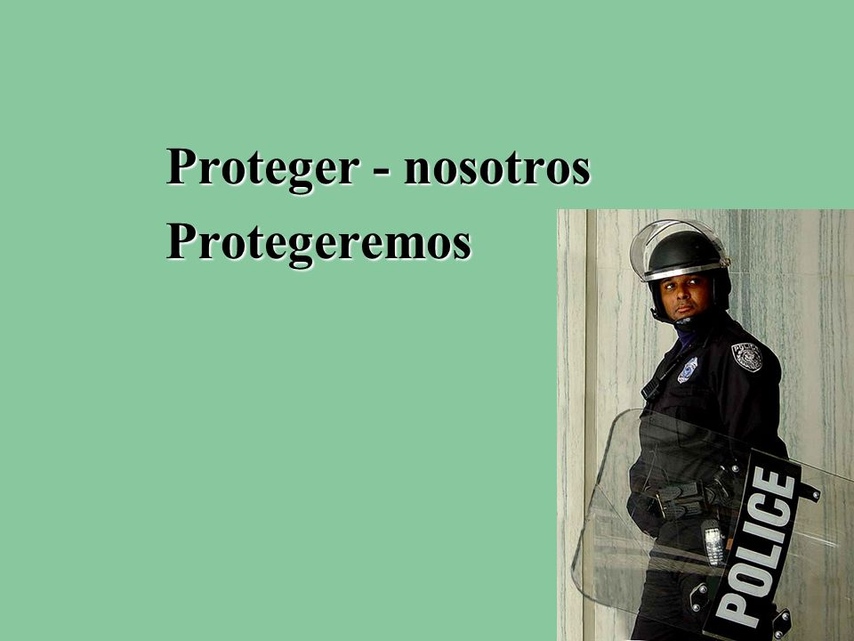 Proteger - nosotros Protegeremos