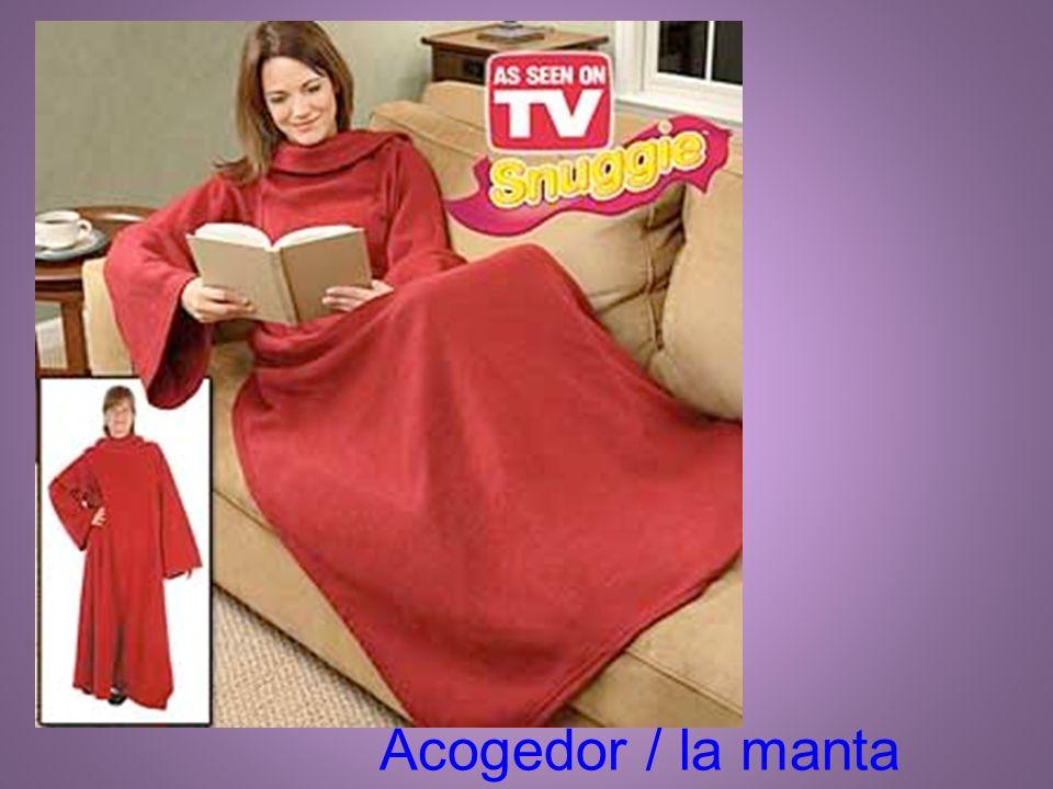 Acogedor / la manta