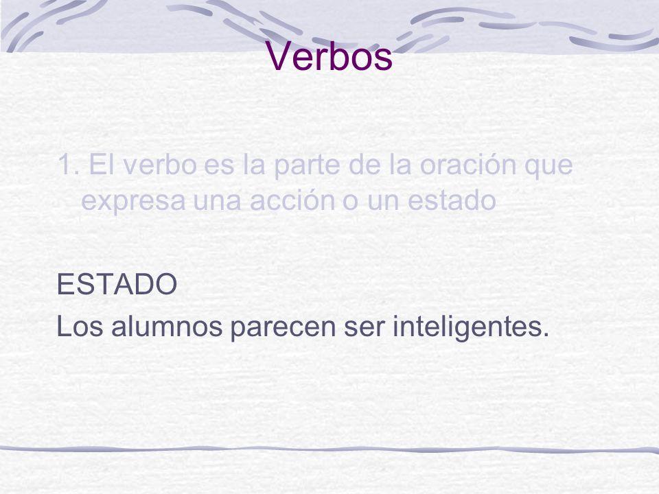 Verbos 1.
