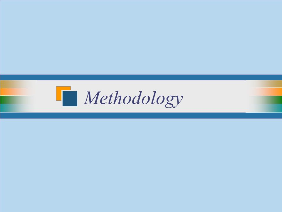 17 Methodology