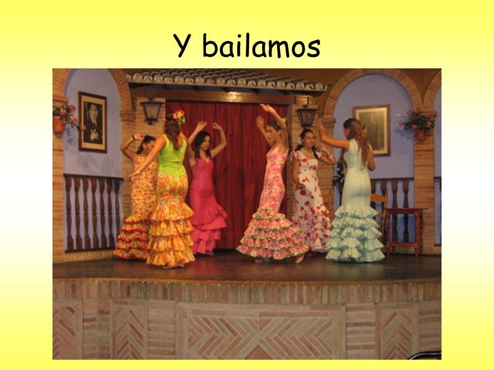 Y bailamos