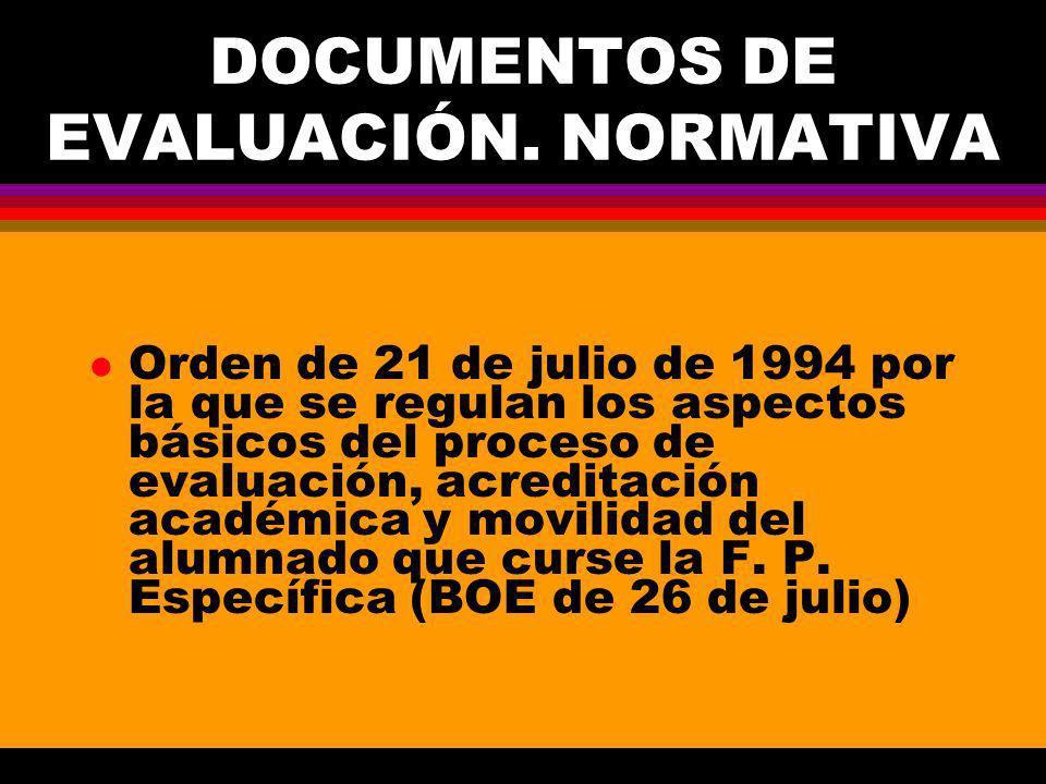 LIBROS DE CALIFICACIONES Los libros de calificaciones de Bachillerato y F.P.