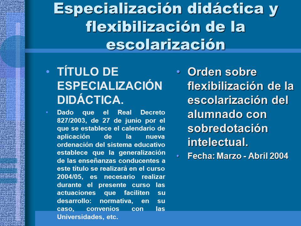 NORMATIVA DE ORGANIZACIÓN Y FUNCIONAMIENTO Decretos por los que se aprueban los Reglamentos Orgánicos para cada tipo de centro (Infantil - Primaria; Secundaria; Centros de Adultos, Escuelas de Arte, IPFA).