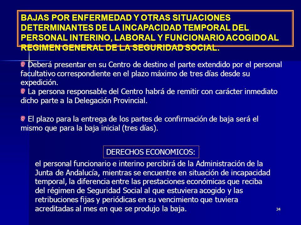 33 LICENCIA POR RIESGO DURANTE EL EMBARAZO A esta licencia le resulta aplicable, en los mismos términos, todo cuanto se ha dicho respecto de la licencia por enfermedad o accidente.