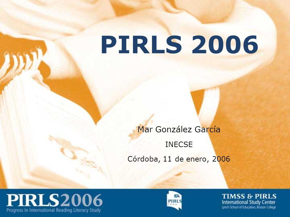 18 Informe internacional *** Publicación *** Diciembre 2007