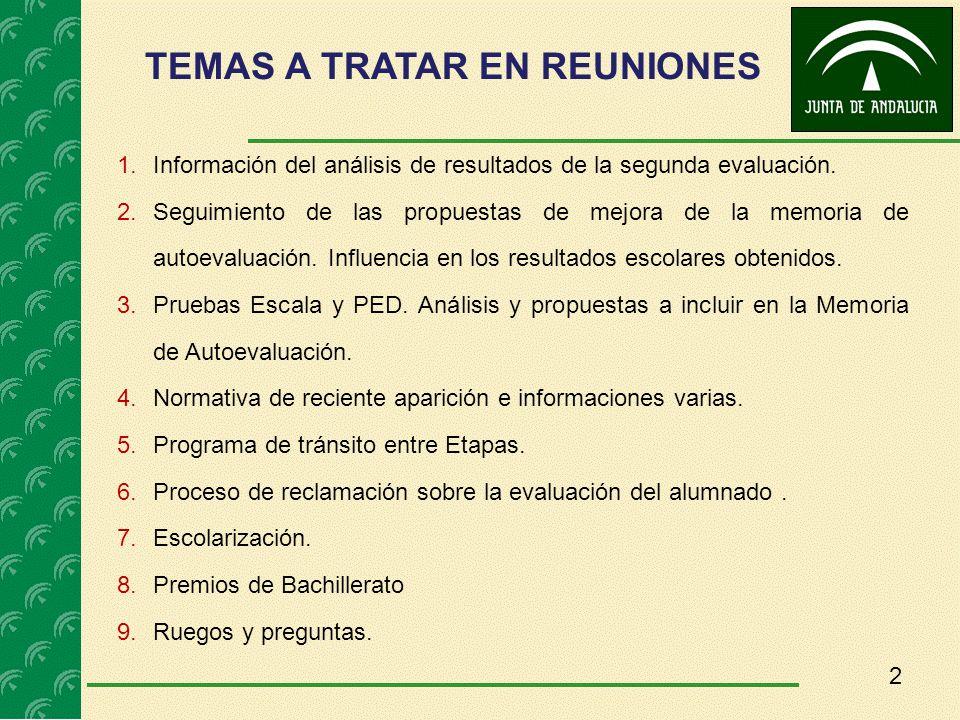 13 ANÁLISIS DE CADA PROFESOR/A DEL ÁREA/MATERIA * UTILIZAR: REJILLA DE RESULTADOS (tabla de doble entrada: en horizontal los nombres de los alumnos/as y en vertical el nombre de los elementos de competencia evaluados.