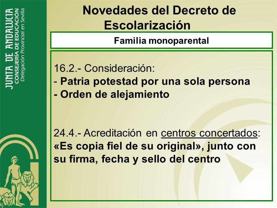 Discapacidad o trastorno del desarrollo 15.2.- Trastorno del desarrollo 22.3.- Acreditación: certificación del Equipo Provincial de Atención Temprana