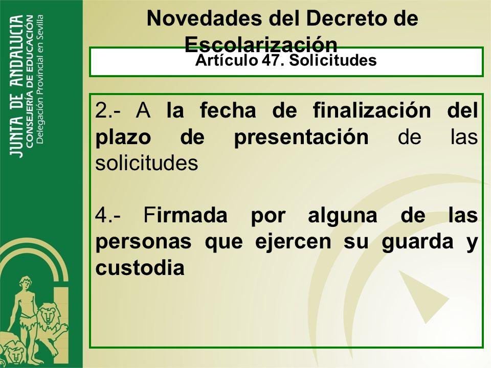 Artículo 38. Documentación complementaria para la admisión del alumnado con necesidades específicas de apoyo educativo 3.- Carácter compensatorio: ser