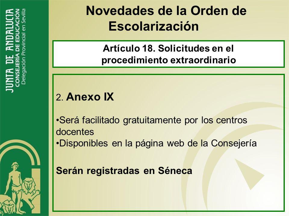 Sección 3.ª Procedimiento extraordinario Artículo 55. Admisión a lo largo del curso. Traslado familiar Presentación Matriculación Recursos específicos