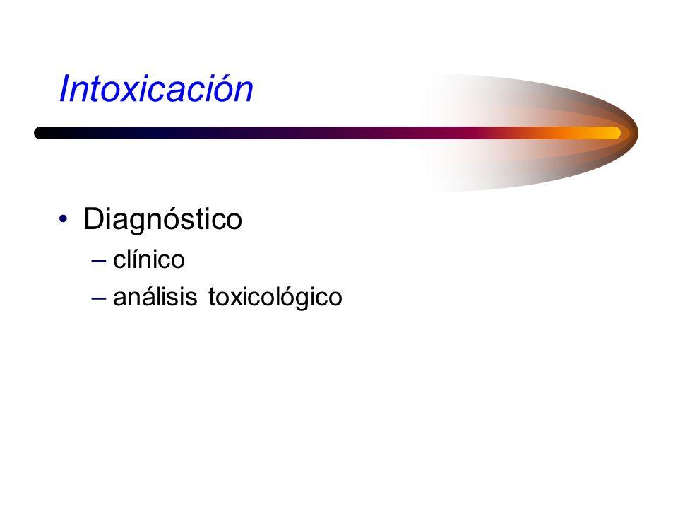 Relación entre cantidad (dosis) de varias sustancias químicas y efectos sobre el organismo Positivo Efecto Negativo Calcio Aumento de la concentración