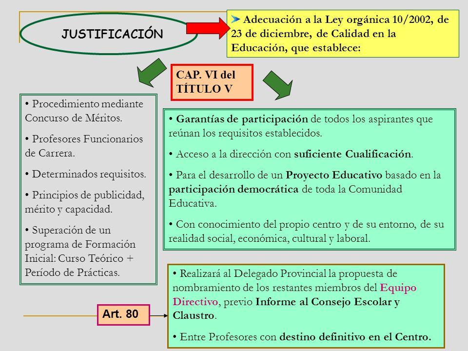 Duración del Mandato Será de 3 años Efectos: desde el 1 de julio o fecha en la que se produzca, hasta el 30 de junio del tercer curso académico para el que se produjo el nombramiento.
