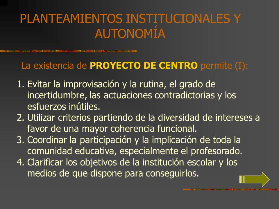 5.Racionalizar el trabajo docente y discente, así como el uso del tiempo.