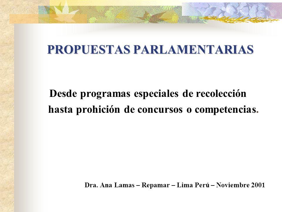 RECOMENDACIONES ONG FARN. Control Contrabando. Control de importación. Pinito en el Blister. Defensor del Pueblo- Res. 006301 Prohibición de comercial