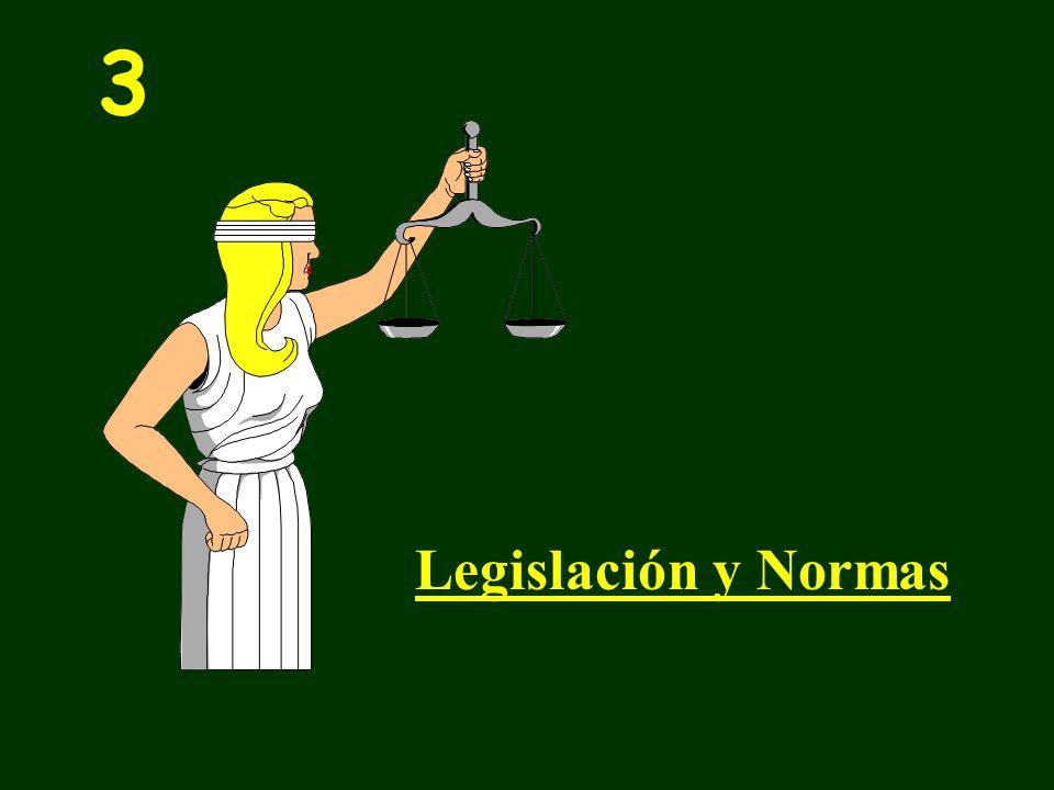 Legislación y Normas 3