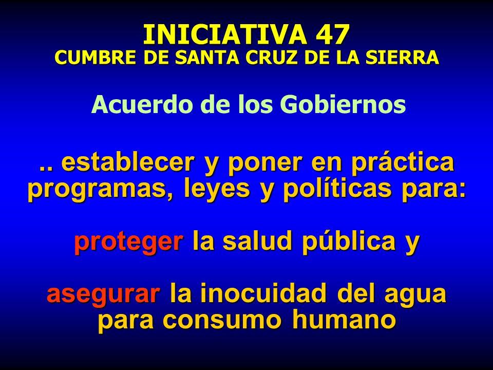 1996 Cumbre de Santa Cruz de la Sierra