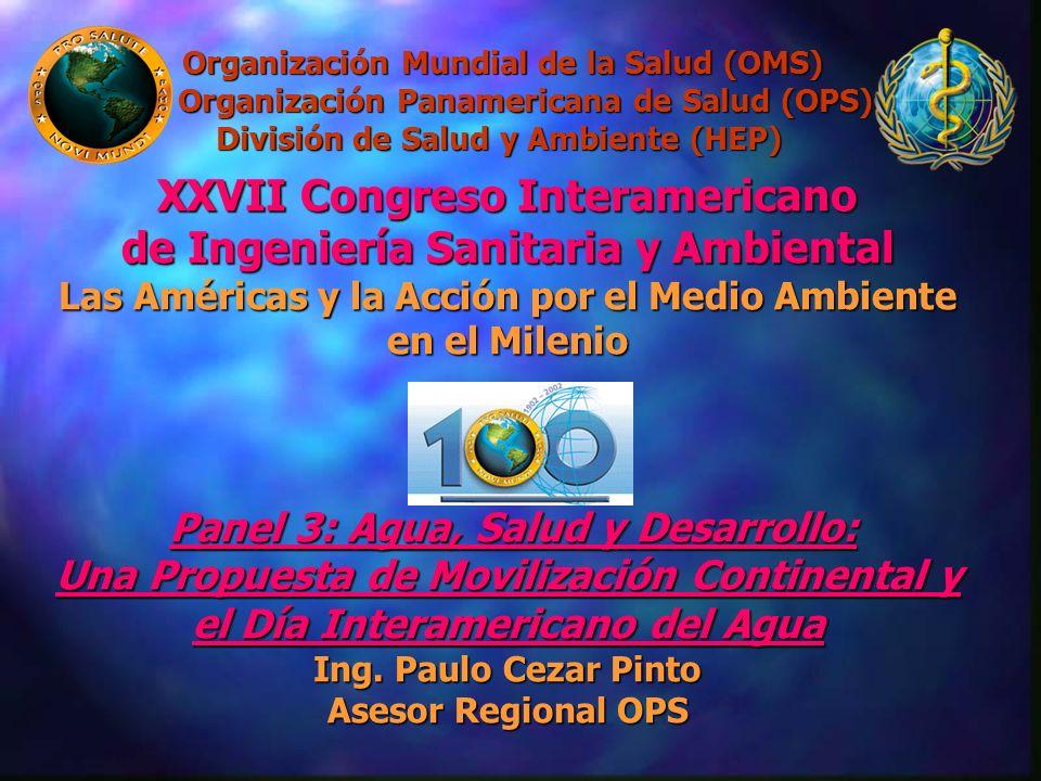 2.Visión Institucional de la OPS 2.3 Acciones Organizacionales/Informativas 2.