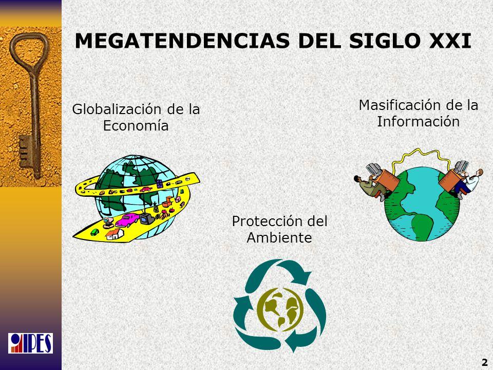 3 DESARROLLO SOSTENIBLE Es aquel que procura el desarrollo integral de la humanidad protegiendo y preservando el ambiente para las actuales y futuras generaciones.