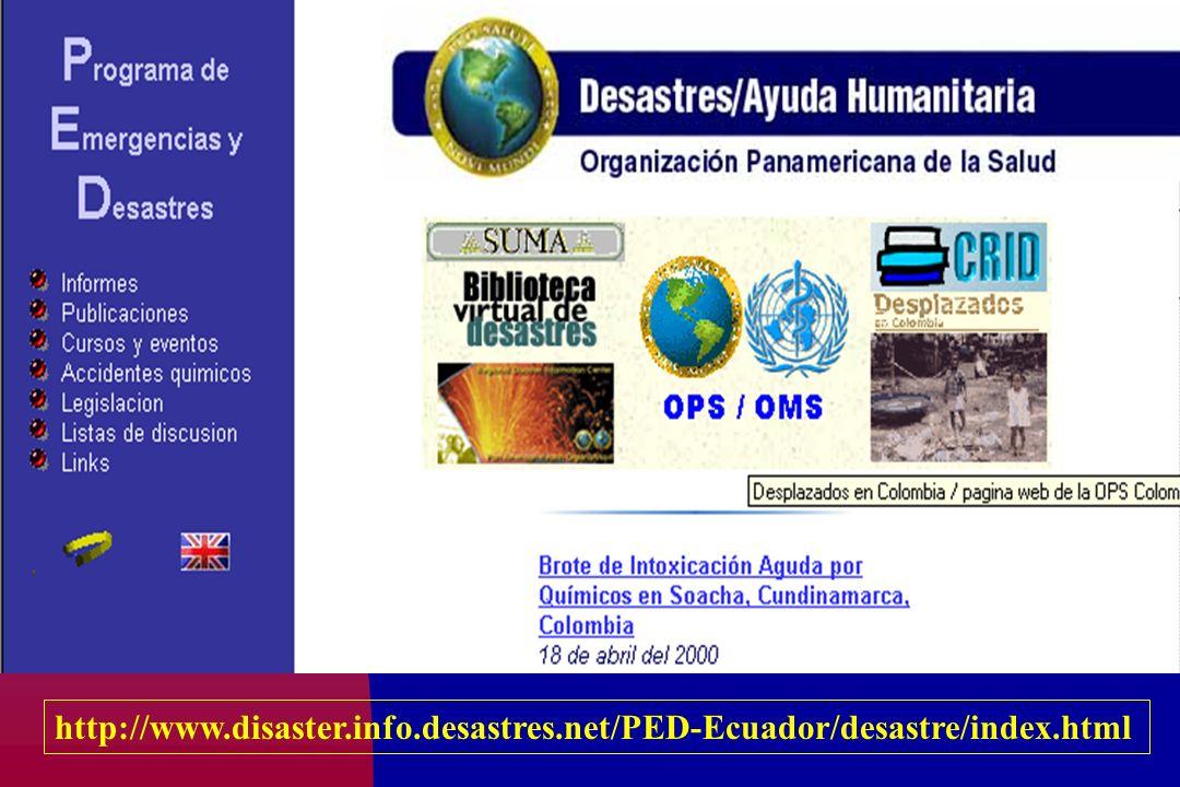 http://www.disaster.info.desastres.net/PED-Ecuador/desastre/index.html