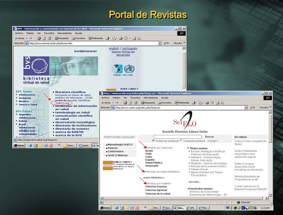 Portal de Revistas