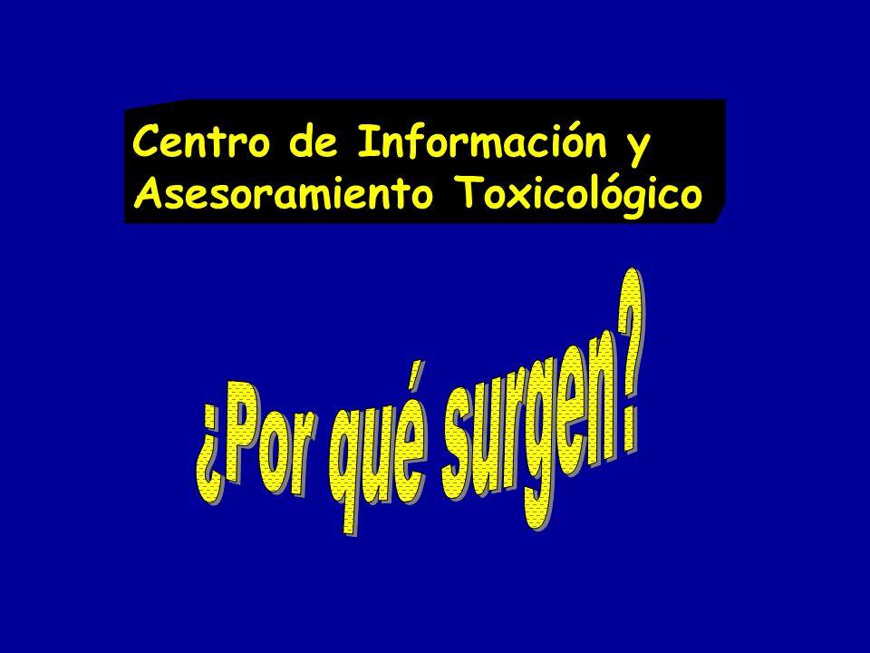 Centro de Información y Asesoramiento Toxicológico