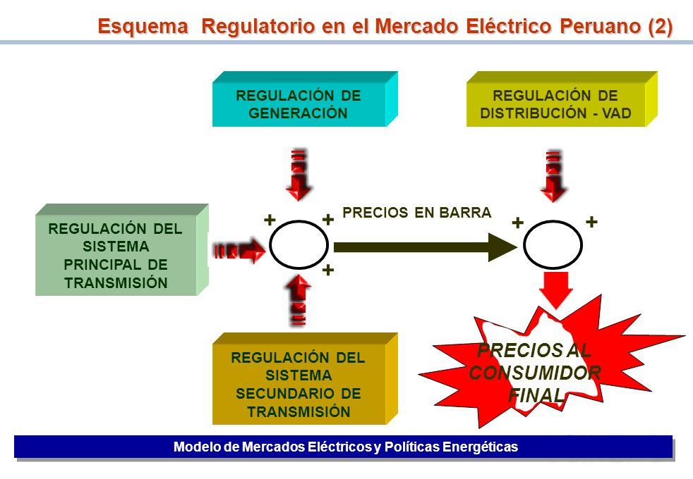 39 3.- Problemática de la Distribución Modelo de Mercados Eléctricos y Políticas Energéticas La clasificación de las empresas en seis sectores típicos hace que algunas tengan menores rentabilidades que otras debido a la poca homogeneidad entre los sistemas de distribución, dejando de ser representativas para algunos casos.