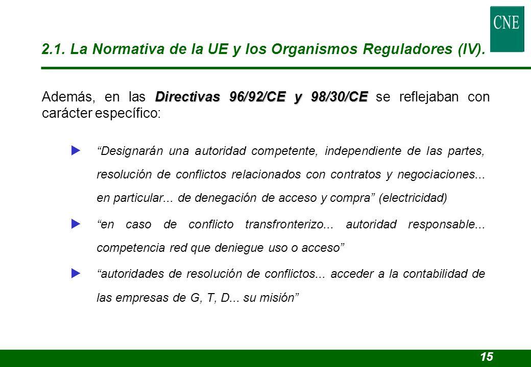 Designarán una autoridad competente, independiente de las partes, resolución de conflictos relacionados con contratos y negociaciones... en particular