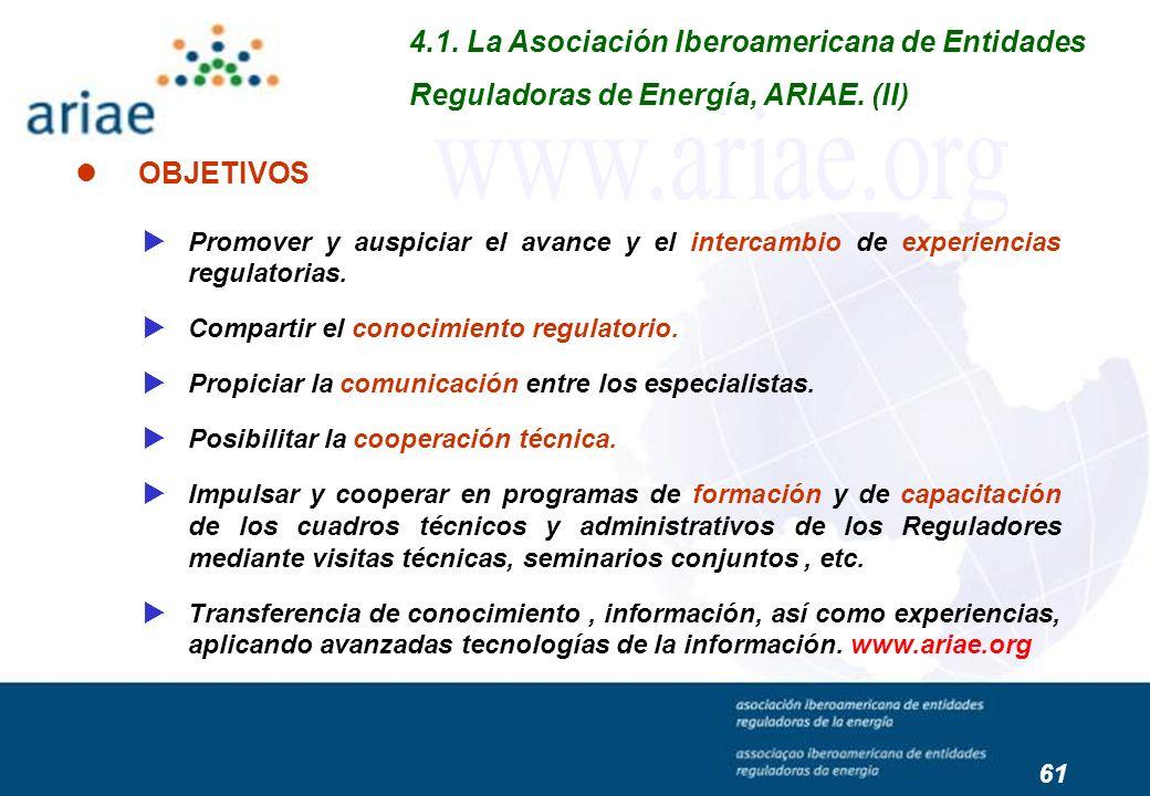 Promover y auspiciar el avance y el intercambio de experiencias regulatorias. Compartir el conocimiento regulatorio. Propiciar la comunicación entre l