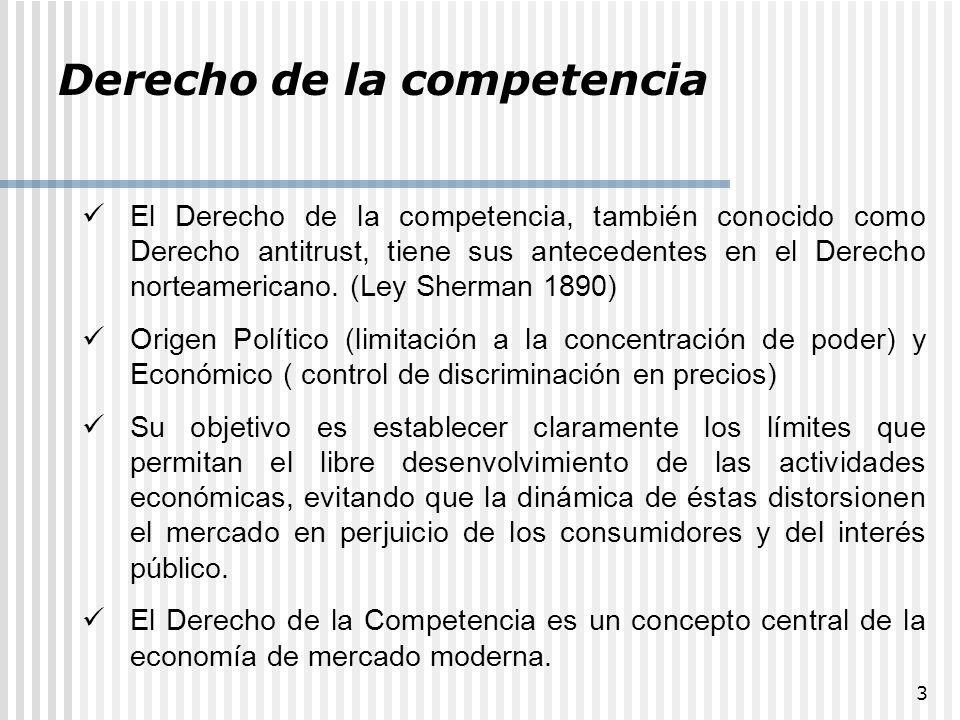 24 Control Previo –Integración vertical- Experiencia Colombia Experiencia Colombia 3.