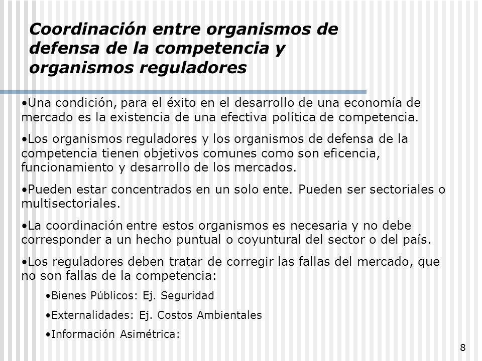 19 Decisión 285 de la Comisión del Acuerdo de Cartagena, que recoge: Normas para Prevenir o Corregir las distorsiones en la competencia, Generadas por Prácticas Restrictivas de la Libre competencia, 1991, reemplazó a la Decisión 230 de 1987, la que a su vez sustituyó a la Decisión 45 de 1971.