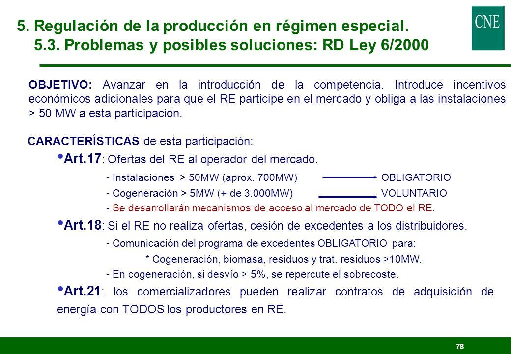 77 Eólica: Soluciones regulatorias para dar más firmeza a corto plazo a esta energía. Todo pasa por conocer la previsión de funcionamiento del product