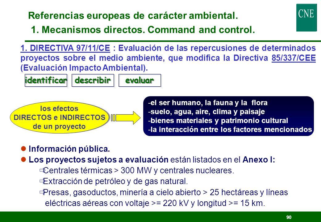 89 5. Regulación de la producción en régimen especial. 5.5. Resumen www.cne.es