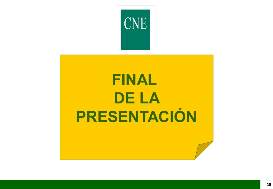 35 FINAL DE LA PRESENTACIÓN